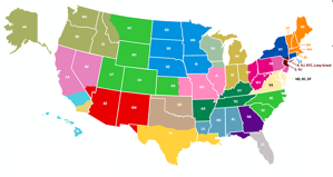 Non-Acute Care Sales Map-1